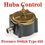 Huba Pressure Switch-Type 610