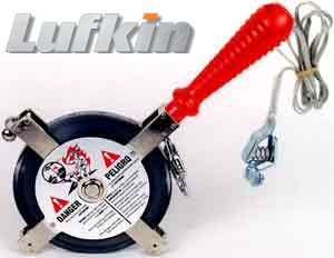Lufkin Innage&Outage Tape Oil Gauging & Plumb Bobs